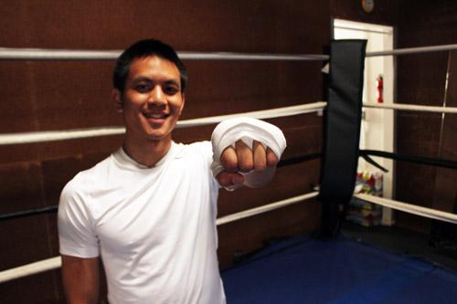 Kickboxing Handwraps