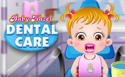 baby hazel game